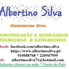 Albertino Silva -  anos