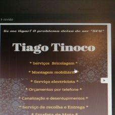 Tiago Tinoco - Jardinagem e Relvados - Beja