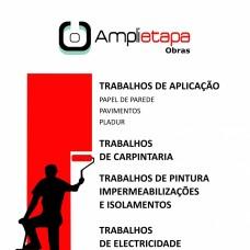 Amplietapa - Obras - Jardinagem e Relvados - Setúbal