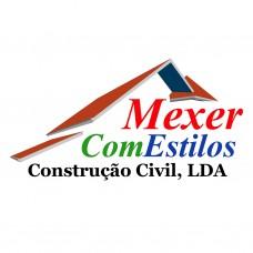 Mexer com Estilos construção civil Unipessoal, Lda - Instalação de Betão - Pontinha e Famões