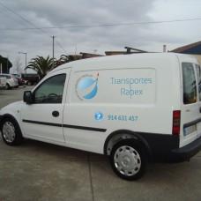 Transportes Rapex Lda - Entregas e Estafetas - Setúbal