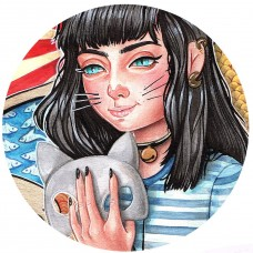 Daniela Magalhães Art - Ilustração - Faro