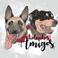 Lobinhos Amigos - Hotel e Creche para Animais - Castelo Branco