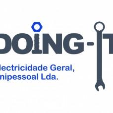 DOING-IT Eletricidade Geral Unip. Lda - Eletricidade - Leiria