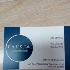 CAHS, Lda - Contabilidade e Fiscalidade - Ansião