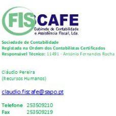 Fiscafe-Gabinete de Contabilidade e Assistência Fiscal Lda -  anos