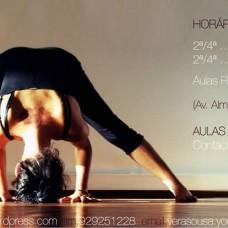 Vera Sousa - Yoga - Lisboa