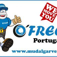 MUDALGARVE  / OFREE  SUPPORT SERVICE - Mudanças - Faro