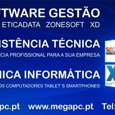 Mega PC-Informática e Software, Lda - Reparação e Assist. Técnica de Equipamentos - Ourém