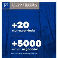 Paulo Ferreira-Sociedade de Mediação Imobiliária Lda - Imobiliárias - Braga