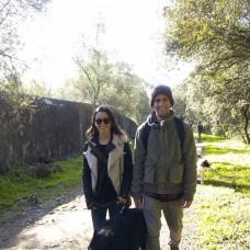Ana Silva e João Martins - Pet Sitting e Pet Walking - Leiria