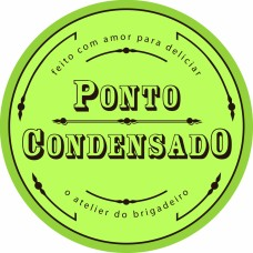 Ponto Condensado - O Atelier do Brigadeiro - Bolos e Doces - Lisboa