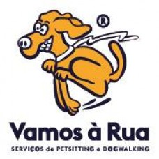 Vamos à Rua - Dog Walking - Belém