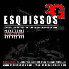 Esquissos3G -  Arquitetura, Engenharia, Fotografia e Design  - Arquitetura - Porto