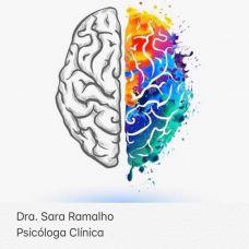 Dra. Sara Ramalho - Psicóloga Clínica - Medicinas Alternativas e Hipnoterapia - Lisboa