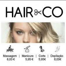 HAIR&CO - Manicure e Pedicure - Lisboa