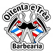 Barbearia oitenta e três - Cabeleireiros e Barbeiros - Coimbra