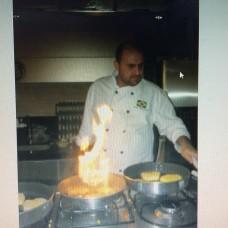 Chef Tony Farah - Formação Técnica - Leiria