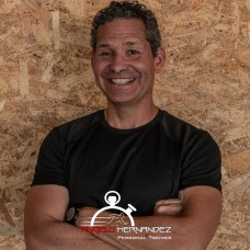 Personal Trainer Angelo Hernandez -  anos