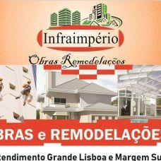 INFRAIMPÉRIO-OBRAS E REMODELAÇÕES - Empreiteiros / Pedreiros - Setúbal