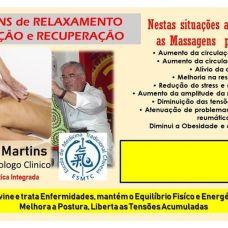 Profº. José Martins - Medicina, Terapias e Massagens Integrativas - Reiki - Porto