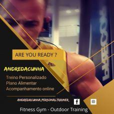 AndredaCunha - Personal Training e Fitness - Loures