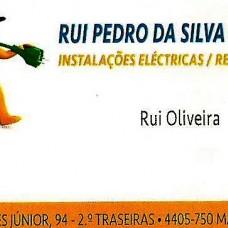 Rui Pedro Silva Oliveira - Segurança e Alarmes - Porto