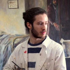 Rafael Oliveira - Aulas de Desenho, Pintura e Escultura - Braga