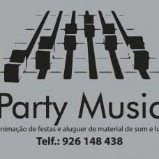 Party Music - Aluguer de Equipamento para Festas - Viana do Castelo
