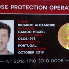 Ricardo Micael - Segurança - Setúbal