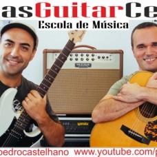 Caldas Guitar Center - Escola de Guitarra - Escola de Música - Aulas de Música - Leiria