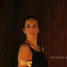 Sofia Pereira dancer -  anos