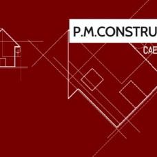 P.M.Construções -  anos