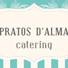 Pratos D'Alma - Catering e Serviços de Restauração - Catering ao Domicílio - Porto