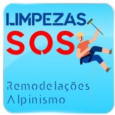 Limpezas SOS Remodelações e Alpinismo - Betão / Cimento / Asfalto - Lisboa