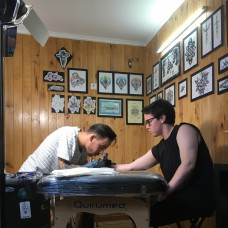 João Rijo - Tatuagens e Piercings - Lisboa