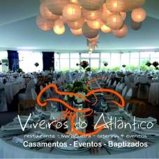 Viveiros do Atlântico Eventos - Catering de Casamentos - Torres Vedras