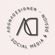 Gabrielly - ADONADESIGNER - Consultoria de Marketing e Digital - Setúbal