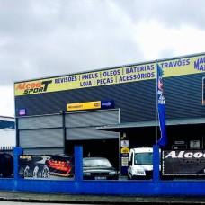 AlcoaSport - Reparação de Carros e Motas - Leiria