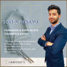 Sohel Pyarali - Avaliação de Imóveis - Alfragide