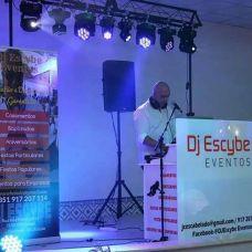 Dj Escybe Eventos - Aluguer de Equipamento para Festas - Santarém