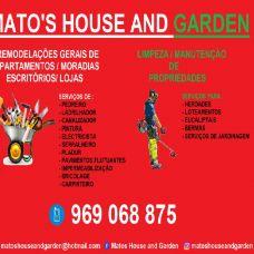 Mato's House and Garden - Calhas - Santarém