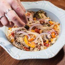 Comer Amor - Catering Vegetariano - Catering de Casamentos - Torres Vedras