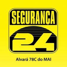 Seguranca 24 Lda - Segurança e Alarmes - Santarém