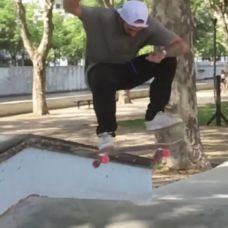Sergio Adão - Aulas de Skate - Monte Redondo e Carreira