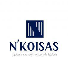 N'Koisas - Equipamentos de Hotelaria Novos e Usados - Aluguer de Equipamento para Festas - Faro