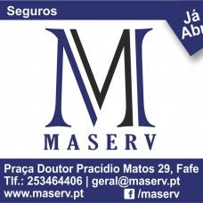 Maserv - Agentes e Mediadores de Seguros - Braga