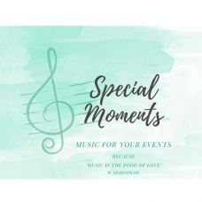 Special Moments, Music for your events - Pianista - Carnaxide e Queijas