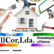 AllCor. - Empreiteiros / Pedreiros - Setúbal