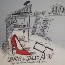 Obras de Salto Alto-High Heels Home & Renovations Decor Unipessoal, Lda - Obras em Casa - Algueirão-Mem Martins